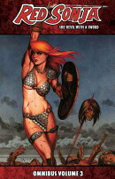 Red Sonja: She-Devil with a Sword Omnibus, Volume 3【バーゲンブック】