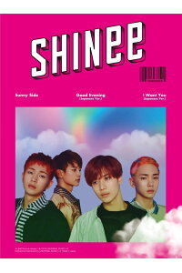 SunnySide(初回限定盤CD+DVD+PHOTOBOOKLET)[SHINee]
