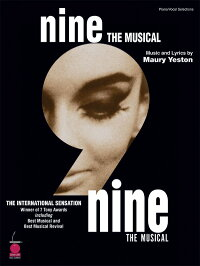 【輸入楽譜】NINE:2003EDITION:VOCALSELECTION