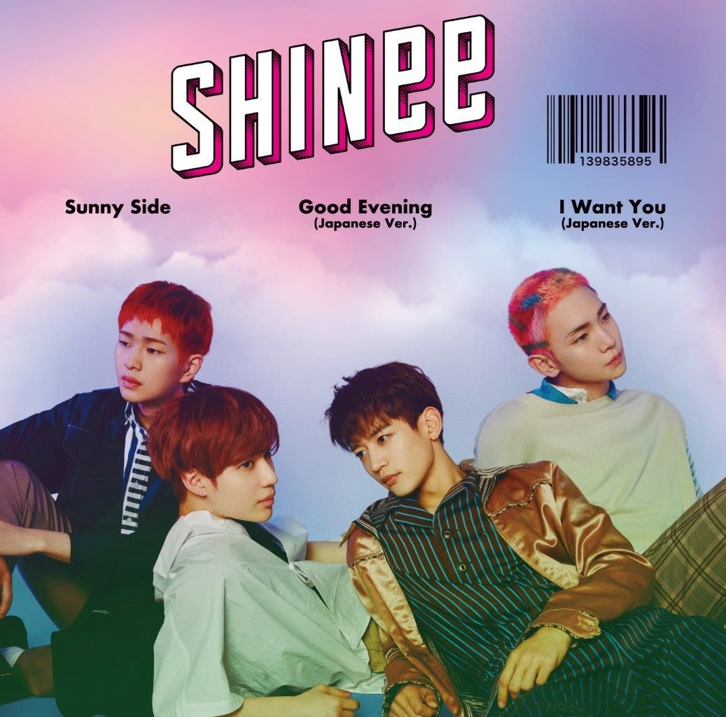 Sunny Side (通常盤 CD+PHOTOBOOKLET) [ SHINee ]