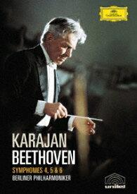 ベートーヴェン:交響曲 第4番、第5番≪運命≫、第6番≪田園≫ [ ヘルベルト・フォン・カラヤン ]