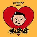 【輸入盤】8集: 4x2=8 [ Psy (Korea) ]