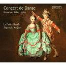 【輸入盤】『コンセール・ド・ダンス』 シギスヴァルト・クイケン&ラ・プティット・バンド、ハワード・クルック