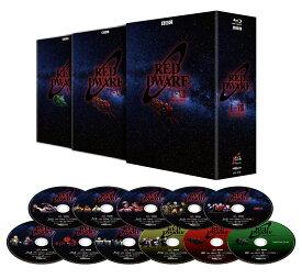 宇宙船レッド・ドワーフ号 シリーズ1〜8 完全版 Blu-ray BOX【Blu-ray】 [ クレイグ・チャールズ ]