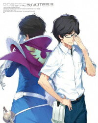 ROBOTICS;NOTES 3【Blu-ray】