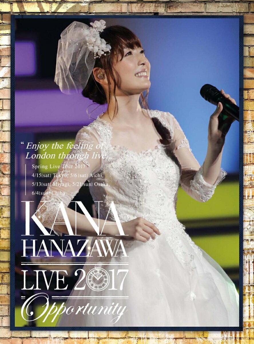 "KANA HANAZAWA live 2017 ""Opportunity""(初回生産限定盤)【Blu-ray】 [ 花澤香菜 ]"
