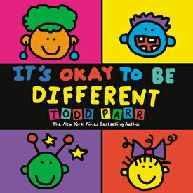 IT'S OKAY TO BE DIFFERENT(P) [ TODD PARR ]