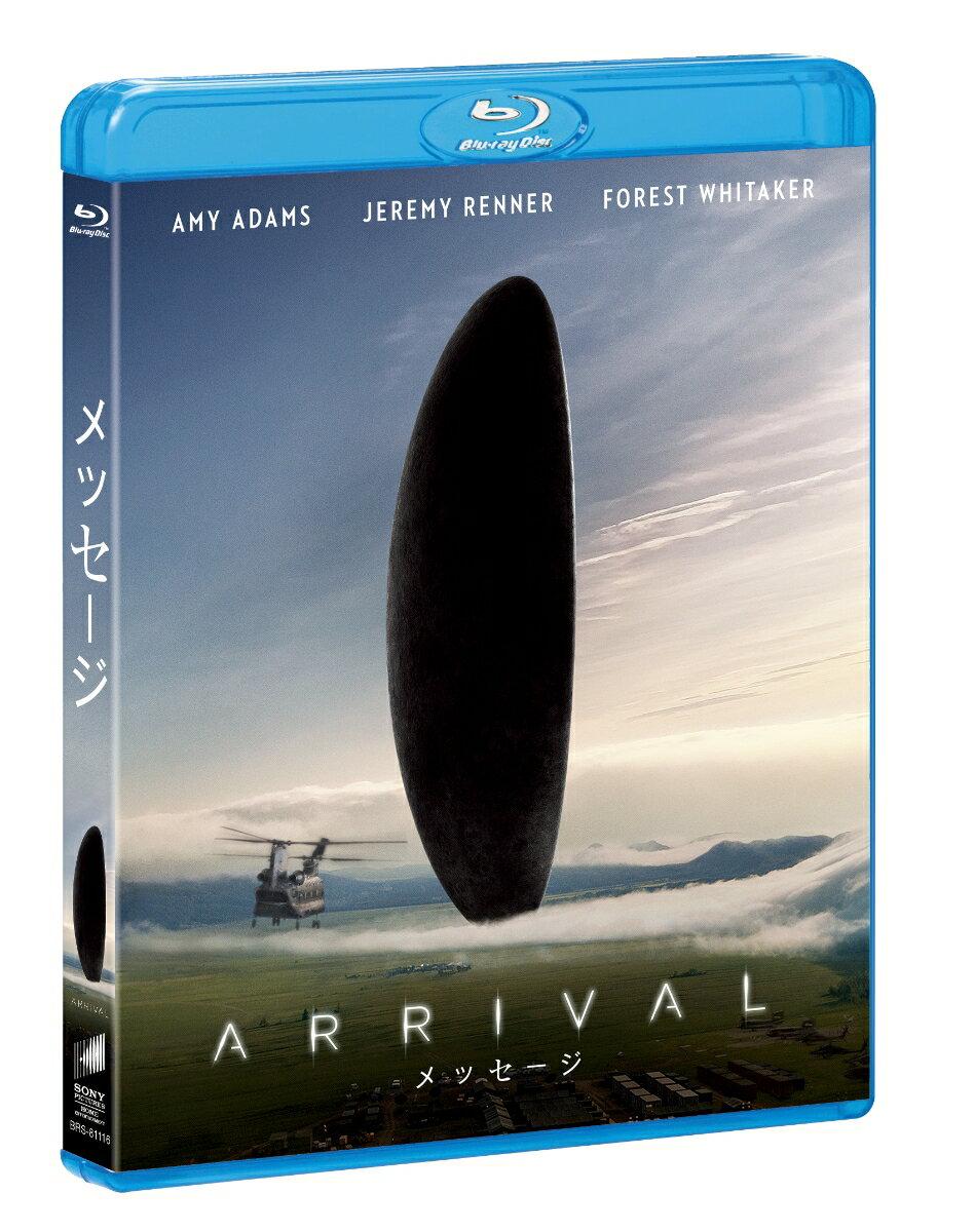 メッセージ【Blu-ray】 [ エイミー・アダムス ]