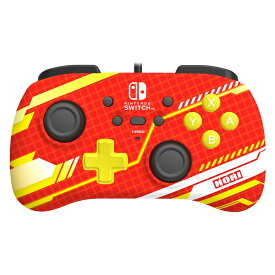 ホリパッドミニ for Nintendo Switch メカニックレッド