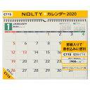 C115 NOLTYカレンダー壁掛け14 2020年1月始まり ([カレンダー])