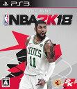 NBA 2K18 PS3版