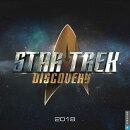 Star Trek Discovery Wall Calendar