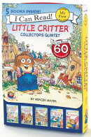 Little Critter Collector's Quintet: Critters Who Care, Going to the Firehouse, This Is My Town, Goin