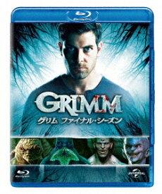 GRIMM/グリム ファイナル・シーズン バリューパック【Blu-ray】 [ デヴィッド・ジュントーリ ]