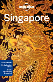 Lonely Planet Singapore LONELY PLANET SINGAPORE 11/E (City Guide) [ Lonely Planet ]