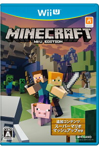 MINECRAFT:WiiUEDITION