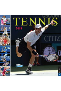TennistheU.S.Open2018WallCalendar:TheOfficialCalendaroftheUnitedStatesTennisAssociatiCAL2018-TENNISTHEUSOPENWA[UnitedStatesTennisAssociation]