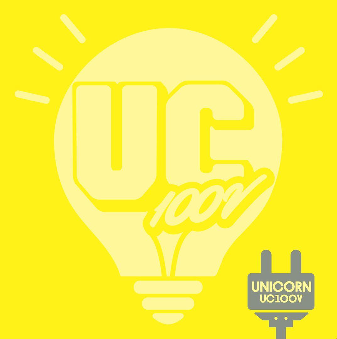 UC100V (初回限定盤 CD+DVD) [ ユニコーン ]