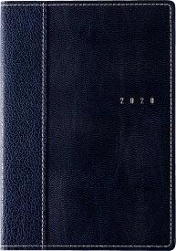 2020年版 1月始まり No.351 シャルム(R) 1 ブルーブラック 高橋書店 B6判
