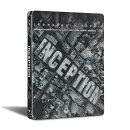 インセプション ブルーレイ スチールブック仕様(2枚組)(数量限定生産)【Blu-ray】