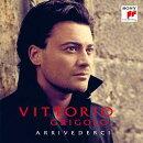 【輸入盤】『Arrivederci』 ヴィットリオ・グリゴーロ(T)(デラックス・ヴァージョン限定盤)