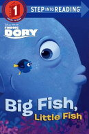 Finding Dory: Big Fish, Little Fish