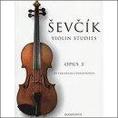 【輸入楽譜】シェフチーク(セヴシック), Otakar: 40の変奏曲 Op.3