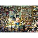 ミッキーのおもちゃ工房 500ピース