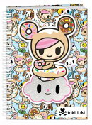 Tokidoki Spiral Notebook