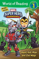 Super Hero Adventures: Meet Ant-Man and the Wasp