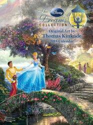 Thomas Kinkade: The Disney Dreams Collection 2018 Engagement Calendar
