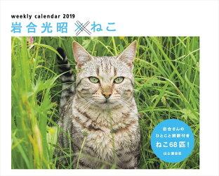 岩合光昭×ねこカレンダー(2019)