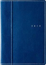2020年版 1月始まり No.355 シャルム(R) 5 ネイビー 高橋書店 B6判