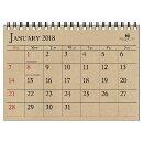 B6カレンダー[CAL]アンティーク