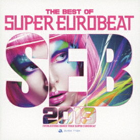 THE BEST OF SUPER EUROBEAT 2019 [ (V.A.) ]