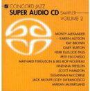 【輸入盤】Concord Records Sacd Sampler Vol.2 (Hyb)