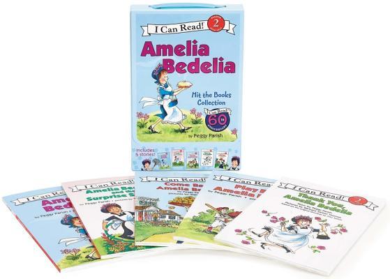 Amelia Bedelia I Can Read Box Set #1: Amelia Bedelia Hit the Books BOXED-AMELIA BEDELIA I CAN REA (I Can Read Level 2) [ Peggy Parish ]