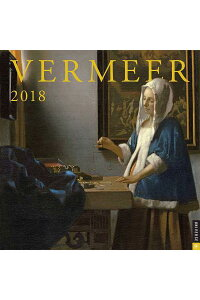 Vermeer2018WallCalendarCAL2018-VERMEERWALLCAL[UniversePublishing]