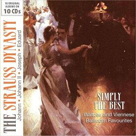 【輸入盤】The Strauss Dynasty - シュトラウス・ファミリー作品集(10CD) [ シュトラウス・ファミリー ]