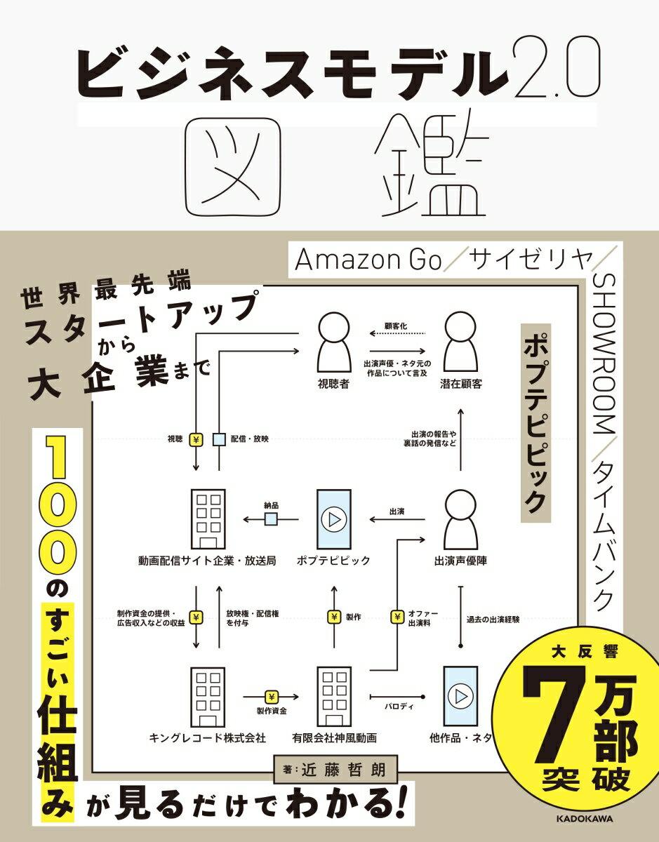 ビジネスモデル2.0図鑑 [ 近藤 哲朗 ]