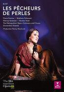 【輸入盤】『真珠採り』全曲 ウールコック演出、ジャナンドレア・ノセダ&メトロポリタン歌劇場、ディアナ・ダムラ…