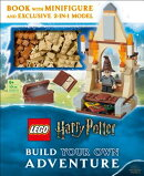 Lego Harry Potter Build Your Own Adventure: With Lego Harry Potter Minifigure and Exclusive Model [W