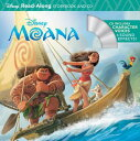 Moana Read-Along Storybook & CD MOANA READ-ALONG STORYBK & CD (Read-Along Storyb...