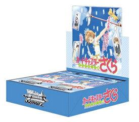 ヴァイスシュヴァルツ ブースターパック カードキャプターさくら クリアカード編 【16 パック入りBOX】