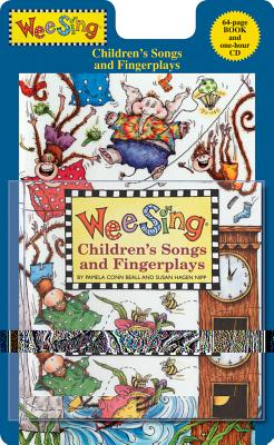 Wee Sing Children's Songs and Fingerplays [With CD] WEE SING CHILDRENS SONGS & FIN (Wee Sing (Paperback)) [ Pamela Conn Beall ]