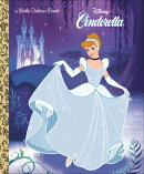 WALT DISNEY'S CINDERELLA(LITTLE GOLDEN)