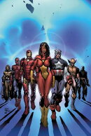 New Avengers: The Complete Collection, Volume 1