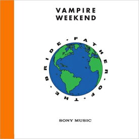 【輸入盤】Father Of The Bride [ Vampire Weekend ]