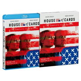 ハウス・オブ・カード 野望の階段 SEASON 5 Blu-ray Complete Package【Blu-ray】 [ ケヴィン・スペイシー ]
