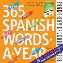 365 Spanish Words-A-Year